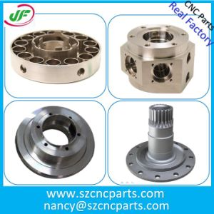 Polish, Heat Treatment, Nickel, Zinc, Tin, Silver, Chrome Plating Machinery Parts pictures & photos