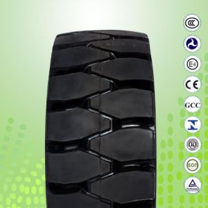 Factory Manufacture High Quality Forklift Industry Tire pictures & photos
