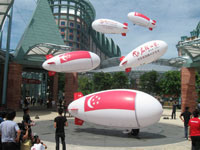 6m Outdoor Electric RC Blimp in Customize Design