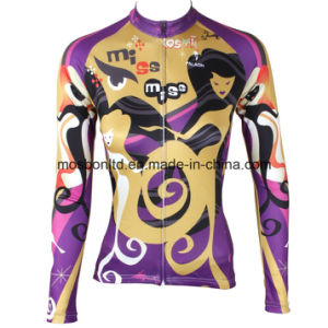 2016 New Cycling Clothing Bike Bicycle Long Sleeve Cycling Jersey Top pictures & photos