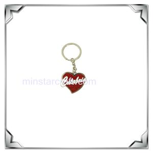 Personalized Promotional Metal Key Holder Custom Logo with High Quality