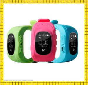 Hot Selling Waterproof Q50 Kids GPS Watch