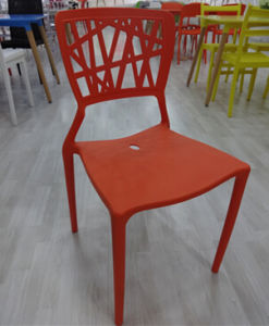 Modern Chair Furniture From China Armless Plastic Chair in Good Price pictures & photos