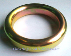 Znic Plated Ring Joint Gasket pictures & photos