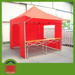 Outdoor Aluminum and Custom Folding Tent with Folding Table pictures & photos