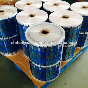 Colorful Printing Packaging Film for Food Packahing pictures & photos