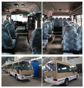 China 20-30 Seats Bus with Good Price for Exportation pictures & photos