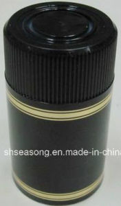 Plastic Lid / Wine Bottle Cap / Bottle Cover (SS4101-8) pictures & photos