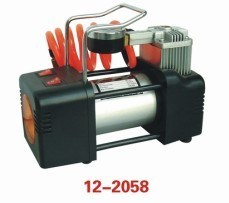 Air Compressor for Car (12V/110V/220V-2058)