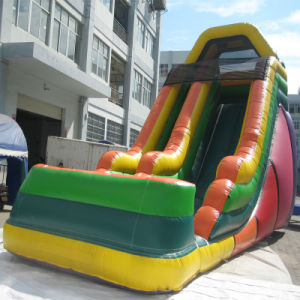 Coco Water Design Inflatable Big Slide LG9071