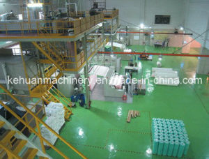 PLC-Controlled PP Spunbond Nonwoven Fabric Making Machine pictures & photos
