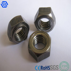 DIN934 Carbon Steel Hexagon Nut pictures & photos