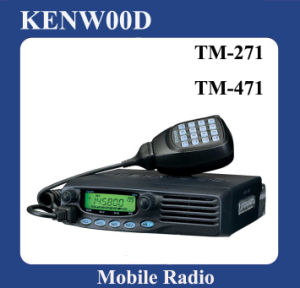 New Arrive TM271A VHF 136-174MHz Radio Long-Range Communicator pictures & photos