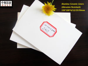 92%/95% High Alumina Ceramic Tiles pictures & photos