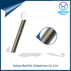 Factory Provide High Tensile Hot DIP Galvanized Threaded Rod pictures & photos