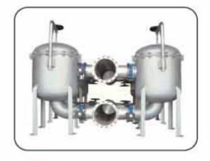 Filter Housing for Paper Making Equipment
