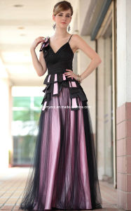 Faddish New Design Bridal Party Prom Evening Dress