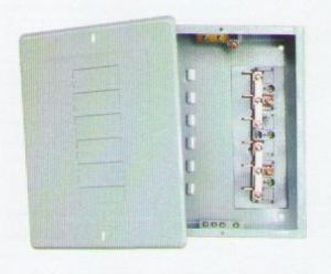 Ee-Xy-Gtls6-6way Economy Load Centerselectrical Distribution Box ( pictures & photos
