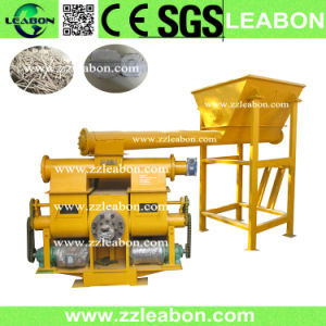 Pofessional Sawdust Rice Husk Briquette Making Machine, Waste Wood Briquette Press pictures & photos