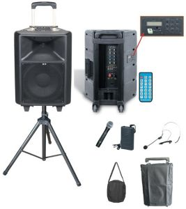Multipurpose Wireless Movable PA Amplifier Speaker System pictures & photos