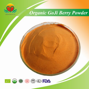 Manufacture Supply Organic Goji Berry Powderry pictures & photos