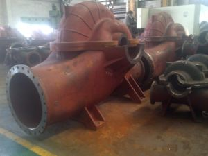 Horizontal Multistage Split Casing Centrifugal Pump with CE Certificates pictures & photos