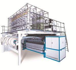 Digital Jacquard Multi-Bar Warp Knitting Machine (RSJ43/1B)