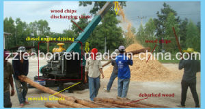 Widely Used Pto Driven Wood Chipper Machine pictures & photos