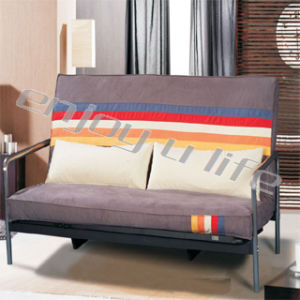 Fabric Sofa Bed (FS163)