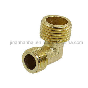 "Air Compressor 3/8"" X 1/2"" Male Elbow 90 Degree Connector Elbow pictures & photos"