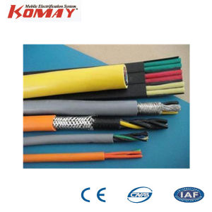 Cable for Plastic Cable Chain with CE Certification