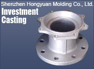 Stainless Steel Flange, Casting of Valves