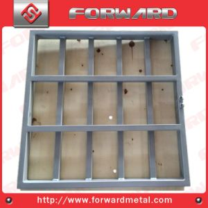 OEM Aluminum Fabrication Products Galvanized Frame Hay Feeder pictures & photos