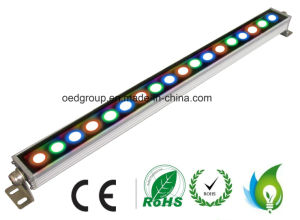 24W LED Wall Washing Light, LED Rigid Bar for Wall pictures & photos
