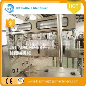 Automatic 5liter Water Filling Production Machine pictures & photos