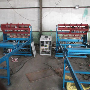 Construction Welded Wire Mesh Sheet Machine pictures & photos