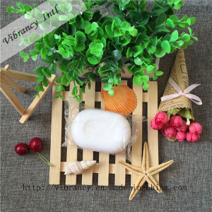 Pure Natural Handmade Square Hotel Disposable Soap pictures & photos