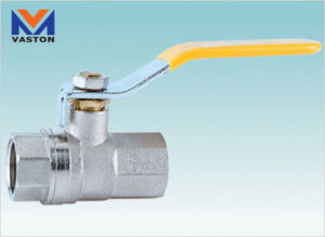 Brass Ball Valve with Quality Approval pictures & photos