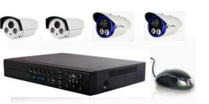 4CH 960p Network Security Camera NVR System 1.3MP IP Camera H. 264 Poe NVR Kit Video Surveillance HDMI pictures & photos