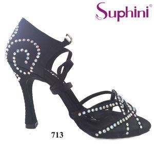 33b06610a China Suphini Comfortable Tango Ballroom Ladies Latin Salsa Dance ...
