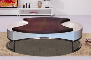 China American Style Table Fashion Design Functional Coffee