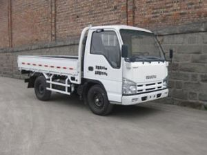 Delightful Isuzu 100p Mini Truck With 2 Ton Loading