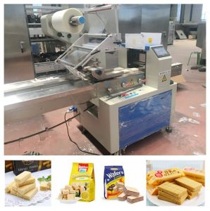 Ice Cream Cone Wafer Biscuit Machine pictures & photos