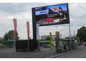 Wholesale P10 Outdoor Full Color LED Display Screen (CE CCC) pictures & photos