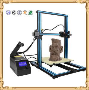 Single MK8 Nozzle 3D Printing Machine High Quality Desktop 3D Printer CR10