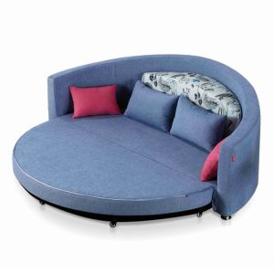 Modern Round Sofa Bed Design