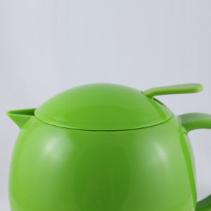 Green Round Egg Style Colored Plastic Coffee Flask Jug (JGFJ) pictures & photos