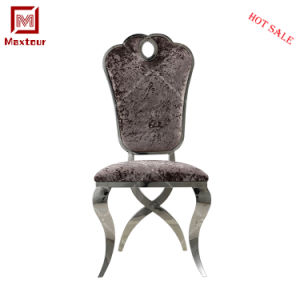 China Stainless Steel Dining Chairs In