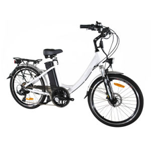 Pas 250W Lithium Electric Bicycle (TDF02Z)