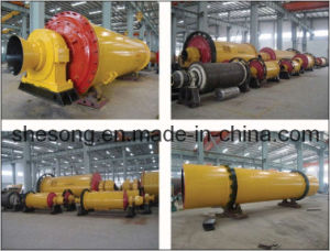 Dajia Mineral Ore Mining Ball Mill pictures & photos